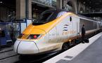 Eurostar : les ventes ''affaires'' baissent de 20 % en volume