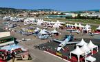 Les avions privés font leur festival de Cannes à l'aéroport de Mandelieu