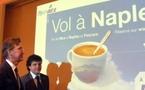 Flyonair : inauguration du Nice Naples le 30 mai avec un vol gratuit !