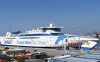 Nice : réouverture du Nice-Bastia (SNCM) avec le NGV Liamone