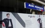Lille : ouverture d'une agence avec le nouveau logo Air France