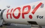 Hop ! Air France : 170 commerciaux font la tournée des agences de voyages
