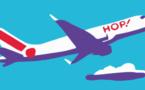 Hop ! Air France : préavis de grève des pilotes du 3 au 8 juillet 2017
