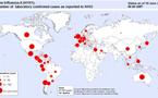 Grippe A : l'OMS a déclaré l'état de Pandémie