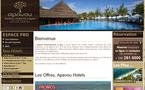 Apavou Hotels : un nouveau site web avec un espace B2B