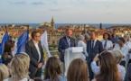 Nice : inauguration du toit terrasse de l'hôtel Aston la Scala