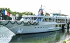 CroisiEurope inaugure le MS Douce France II rénové