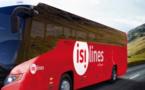Autocars : isilines vise la rentabilité pour l'été 2018