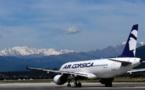 Air Corsica se pose à Bordeaux