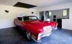 Var : l'Atelier de Cupidon fait dormir ses clients dans une Cadillac Cabriolet