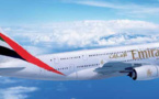 Emirates déploie son A380 à Nice le 1er juillet 2017
