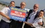 Ryanair étend son service de correspondances à Milan-Bergame
