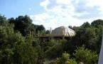 Point-Afrique inaugure un campement africain... en Ardèche !