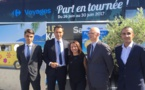Roadshow : Carrefour Voyages se met en route !