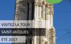 Paris : la Tour Saint-Jacques ouverte au public jusqu'au 29 octobre 2017