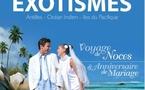 Brochures : Exotismes passe aux cahiers des prix « en ligne »
