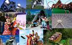 Eté 2009 : les parcs d'attractions se sont fait une place au soleil