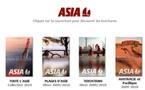 Brochuresenligne.com : les 6 brochures d'ASIA à votre disposition