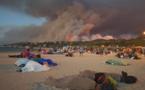 Incendie dans le Var : 12 000 personnes évacuées