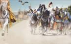 Rapaces et cavalcades au château de Chambord