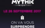 #MythicNightHéliades : le 26 septembre Héliades va vous surprendre !
