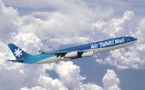Air Tahiti Nui sur un petit nuage...