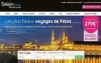 """Salaün Holidays sort sa nouvelle brochure """"Voyages en fêtes"""""""