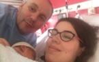 Fab Travel : naissance de Camille, Bertrand Billerey heureux papa !