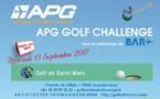 APG organise le 1er APG Golf Challenge