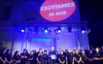 Les Worlds Apart pour fêter les 30 ans d'Exotismes à Marseille !