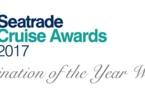 "Seatrade Cruise Awards : Le Havre ""Destination de l'année 2017"""