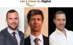 """Dernière ligne droite pour """"Les César du Digital"""""""