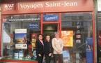 Salaün acquiert l'agence Voyages St Jean à Caen