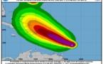 Après avoir touché la Martinique, l'ouragan Maria en route vers la Guadeloupe