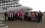 Nationaltours invite des organisateurs de voyages à bord du MSC Preziosa