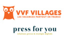 Relations presse et publics : VVF Villages chez press for you pour moderniser son image