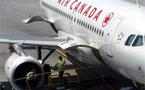 Air Canada fait payer le 2ème bagage enregistré