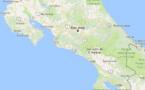 Costa Rica : avis de tempête tropicale, tout le pays en alerte rouge