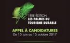 """""""Les Palmes du Tourisme Durable"""" : dernière ligne droite pour les candidatures !"""