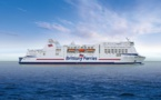 Brittany Ferries tangue mais continue d'avancer