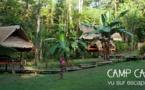 Guyane : Escapade Carbet fait la promotion du couchage écolo