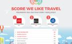 Réseaux sociaux : quelles sont les destinations françaises les plus actives en 2017 ?