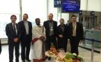 Jet Airways a inauguré sa liaison Paris - Chennai