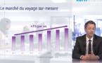 Voyages sur-mesure : le secteur attise les convoitises (Vidéo Xerfi)