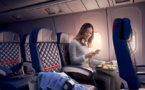 L'option Delta Confort + disponible sur la plupart des transatlantiques Delta Airlines