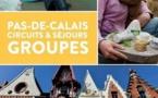 Pas-de-Calais Tourisme édite sa brochure circuits et séjours groupes 2018