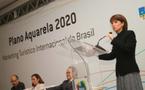 Brésil : Embratur lance le programme « Aquarela 2020 »