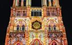 Notre-Dame de Paris propose un spectacle de son et lumière gratuit