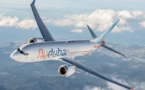 Flydubai réceptionne son 1er Boeing 737 MAX 8