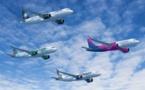 Airbus : commande record de 42 milliards d'euros par Indigo Partner
